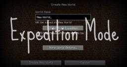 Minecraft Expedition Mode [Minedeas] Minecraft Blog