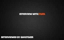Interview With Paril Minecraft