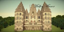 Harry Potter - Malfoy Manor Minecraft Project