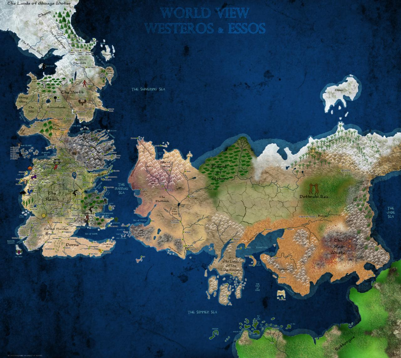 Lands Of Ice And Fire Minecraft Project