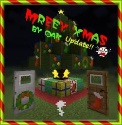 [1.4.5]Merry-Xmas by Oak Update!!! Minecraft