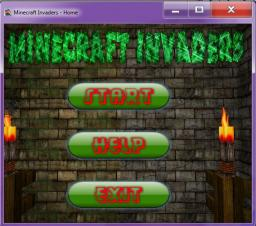 Minecraft Invaders Reduced File Size Minecraft Mod