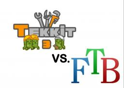 FTB vs Tekkit Minecraft Blog