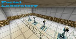 Portal Gun Laboratory Minecraft Project