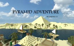 Pyramid Adventure [Adventure Map] Minecraft Project