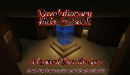 Revolutionary Hide 'n Seek -  A Command Block MP Game Minecraft Map & Project