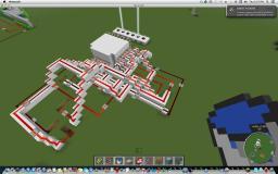 Amazing Redstone World Minecraft Map & Project