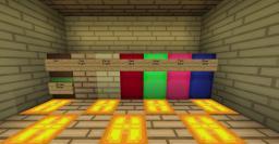 Sharp Design Minecraft Texture Pack