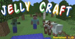 Translucent  Jelly Craft Texture Pack    v1.0 Minecraft Texture Pack