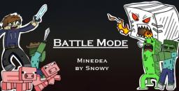 Battle Mode - CPU's Galore. [Minedea] Minecraft