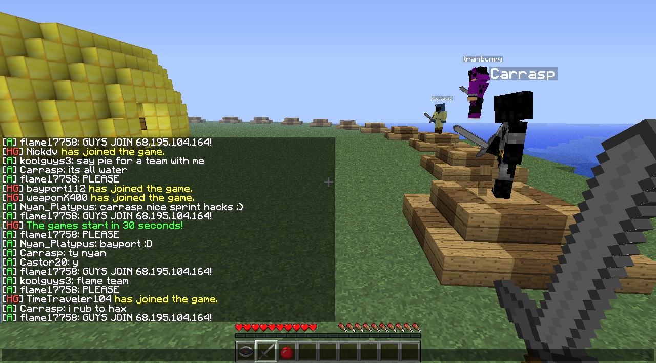 how to get hacks on minecraft