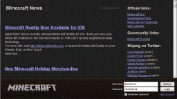 New Launcher [Contest] Minecraft Blog Post