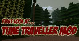 [1.4.5] Time Traveller Mod - 4 new Dimensions, Travel in Time! - Pre Release Minecraft