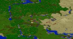 (ROC) Private Server Village of Fournuts Minecraft Map & Project