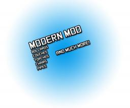 ModernMod: Sign Boards, Torches, Elevators, Pipes n more Minecraft Blog