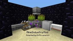 [1.4.5] [V0.0.1] MineIndustry - Electric Fences, Hydroponics, and More! Minecraft Mod