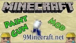 Paint Mod [1.4.7] UPDATED! [LAN] Minecraft Mod