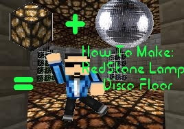 Minecraft how to make disco floor using redstone lamps minecraft minecraft how to make disco floor using redstone lamps aloadofball Images