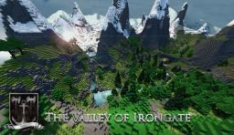 The Valley of Irongate Minecraft Project