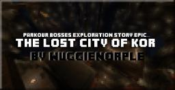 The Lost City Of Kor Finished! Minecraft Map & Project