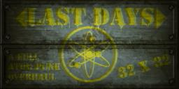 LAST DAYS [x32] Minecraft Texture Pack