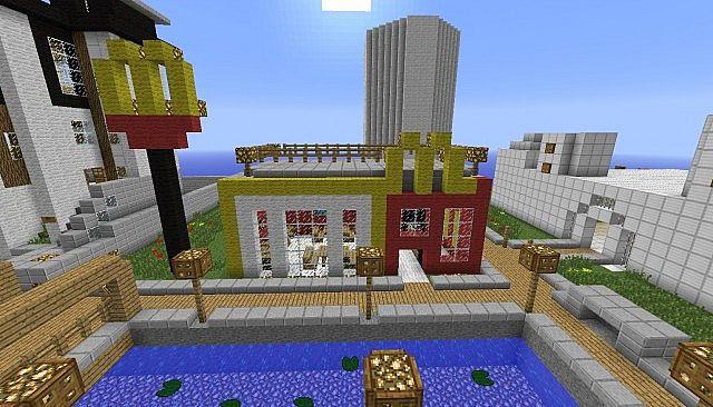 McDonald's Minecraft P...