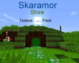 Shire texture pack Minecraft