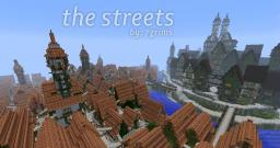 THE STREETS Minecraft Project