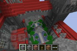 *VON_FATALIS* CASTLE V11 (THE BIGGEST KINGDOM AVAILABLE ON PE ) Minecraft