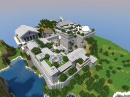 Mountain View Minecraft Map & Project