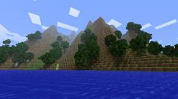 Ocean rise Minecraft Project