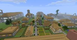 Liberty City 200x200 Minecraft Map & Project