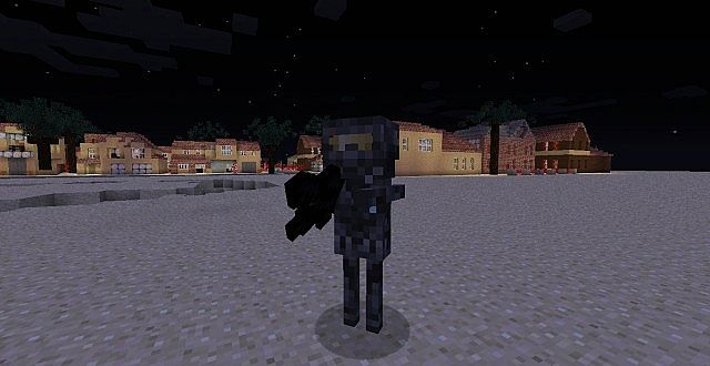 New Skeleton Skin (Umbrella Troop)