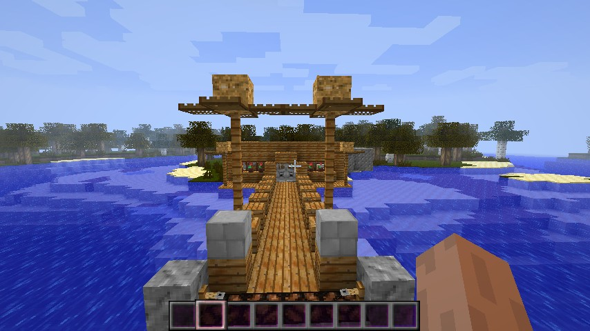 the coolest house ever minecraft project