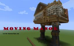 [SCHEMATIC] Moving Manor - Requires MCEdit Minecraft Map & Project