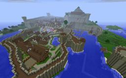 City of Arget WIP Minecraft Map & Project