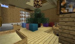 Christmas house by Cybermonkeey Minecraft