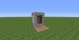 Vending Machine (4x5 & 5 high) Minecraft Map & Project
