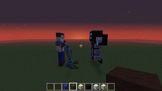 how to create wither in minecraft ps4
