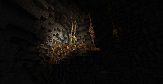 Collapsed Mineshaft