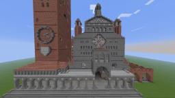 Duomo di Cremona Minecraft Map & Project