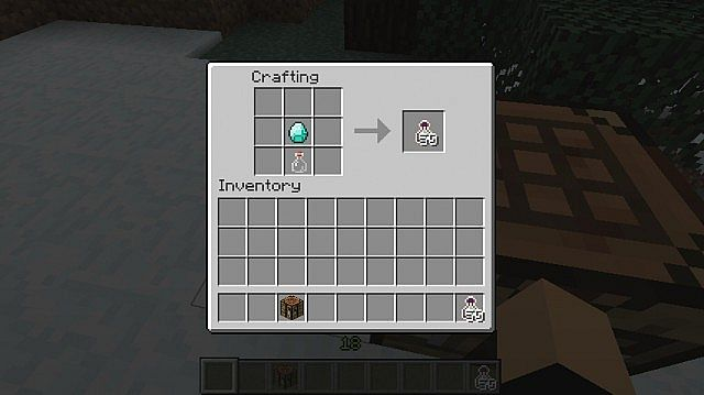how to make packed ice in minecraft