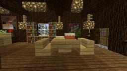 [Castlecraft] Elegant House [SCHEMATIC] Minecraft Project