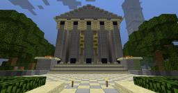 Golden Bank Minecraft Map & Project