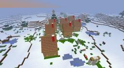 Christmas Robbery - Minecraft Adventure Map Minecraft Map & Project