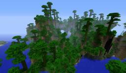 Extreme Hills [1.6.1] Minecraft Mod