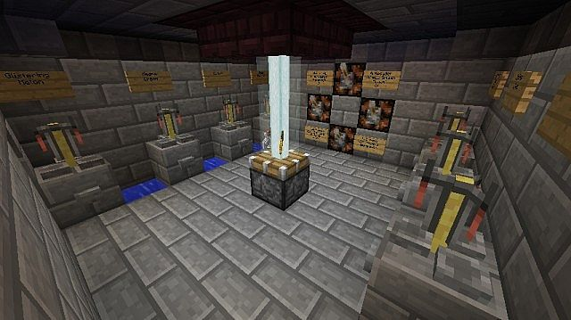 Potion RoomSecret Potion Room Minecraft Project. Cool Secret Room Ideas Minecraft. Home Design Ideas
