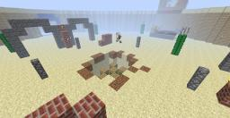 Arena! (From Chivalry: Medieval Warfare) [Video] [Very well built] Minecraft Map & Project