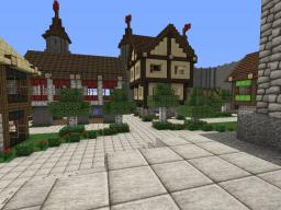 Strasbourg - A city by Darianseale Minecraft Map & Project