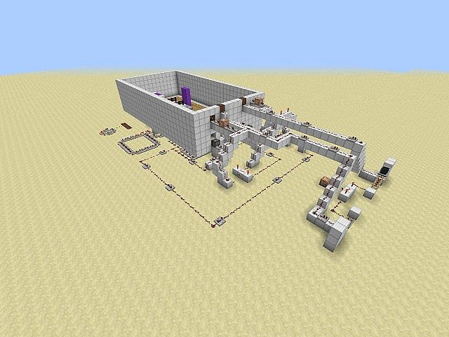 A little bit of Redstone
